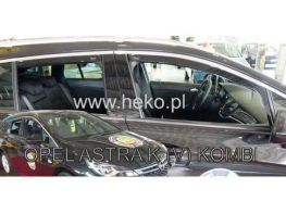 Дефлекторы окон OPEL Astra K Sports Tourer HEKO