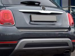 Хром нижняя кромка багажника FIAT 500X (15-)