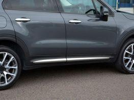 Хром молдинг дверной FIAT 500X (15-)