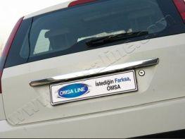 Хром накладка над номером FORD Fiesta Mk6 (02-08)