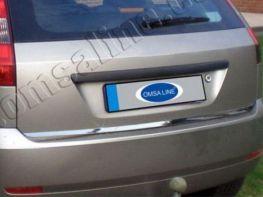 Хром накладка на кромку багажника FORD Fiesta Mk6 (02-08)