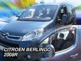 Ветровики CITROEN Berlingo II (2008-) HEKO