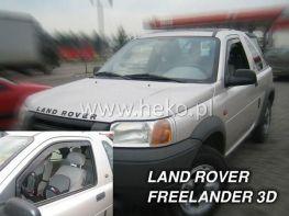 Ветровики LAND ROVER Freelander I (98-06) 3D HEKO