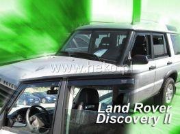 Ветровики LAND ROVER Discovery II (1998-2004) 5D - HEKO