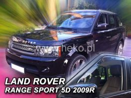 Ветровики Range Rover Sport (2005-2013) 5D - HEKO