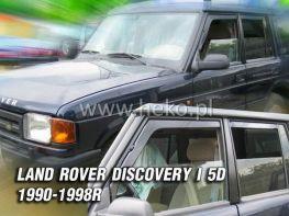 Ветровики LAND ROVER Discovery I (1990-1998) 3D/5D HEKO
