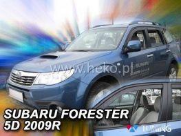 Ветровики SUBARU Forester III SH (2009-2013) - HEKO