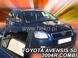 Ветровики TOYOTA Avensis II (03-09) Combi - HEKO
