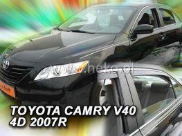 Ветровики TOYOTA Camry XV40 (2007-2011) Sedan HEKO