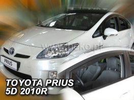 Ветровики TOYOTA Prius III XW30 (2010-2015) HEKO