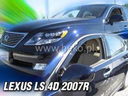 Ветровики LEXUS LS 460 (2006-) Sedan HEKO