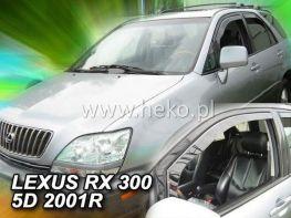 """Ветровики LEXUS RX 300 (1998-2003) 5D HEKO """"USA"""""""