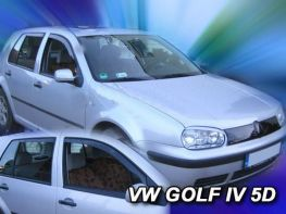 Ветровики VW Golf IV 5D Hatchback/Combi HEKO