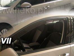 Ветровики VW Golf V (03-08) 3D HB - HEKO