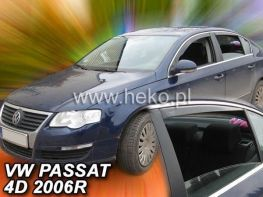 Ветровики VW Passat B6/B7 3C (2005-2015) Sedan HEKO