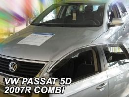 Ветровики VW Passat B6/B7 3C (2005-2015) Combi HEKO