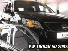 Ветровики VW Tiguan I (2007-2015) 5D HEKO