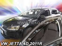 Ветровики VW Jetta A6 (11-18) Sedan - HEKO