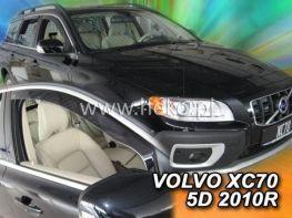 Ветровики VOLVO XC70 III (2007-2016) 5D HEKO