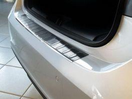 Накладка на задний бампер MERCEDES A W176 (12-18) 5D