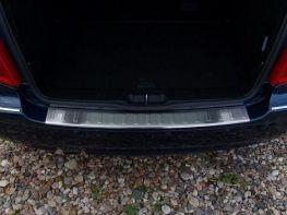 Накладка на задний бампер MERCEDES W169 (04-08) 5D