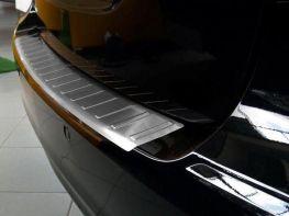 Защитная накладка заднего бампера MERCEDES W169 (08-12) 5D рестайлинг