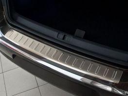 Защитная накладка на бампер VW Passat CC (12-16) - AVISA
