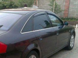 Ветровики AUDI A8 D3 (2002-2010) Sedan HIC