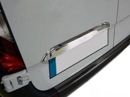 Хром накладка над номером MERCEDES Sprinter W907 (19-)
