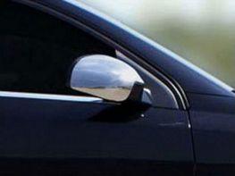 Хром накладки на зеркала OPEL Vectra C (2002-2009)