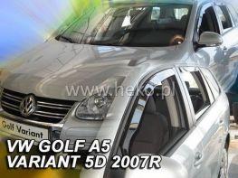 Ветровики VW Golf V (07-09) Variant - HEKO