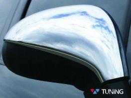 Хром накладки на зеркала PEUGEOT 207 (2006-)