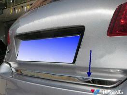 Хром на кромку багажника PEUGEOT 308 II (14-) 5D HB