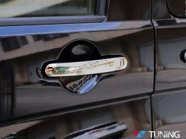 Хром накладки на ручки VW T5 / T5+ (03-15)