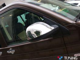 Хром накладки на зеркала VW T5+ (10-15) рестайлинг