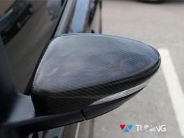 Карбоновые накладки на зеркала VW Jetta A6 (2011-)