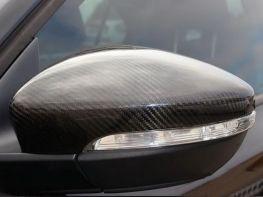 Карбоновые накладки на зеркала VW Passat CC (08-16)