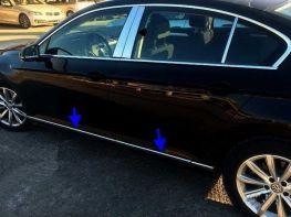 Хром молдинг дверной VW Passat B8 3G (15-)