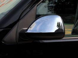 Хром накладки на зеркала VW T6 (15-)