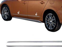 Хром молдинги дверные VOLVO XC60 I (13-17)