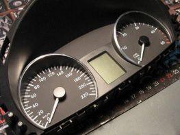 Кольца колодцев щитка MERCEDES Sprinter W906 (2006-)
