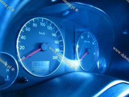 Кольца в щиток приборов SEAT Alhambra Mk1 (1996-2000)