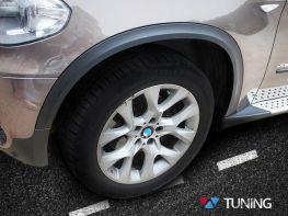 Расширители колесных арок BMW X5 E70 (2006-2010)