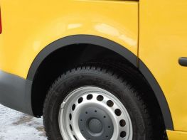 Накладки на колесные арки VW Golf 7 / VII (2013-)