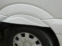 Накладки под задние арки VW Crafter (2006-)