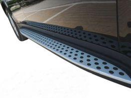 Пороги боковые MERCEDES GL X164 (2006-2012) - OEM