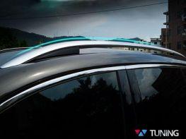 Рейлинги VW Touareg II (10-18) - оригинал стиль