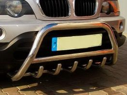 Кенгурятник передний BMW X5 E70 (2006-)
