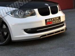 Сплиттер передний BMW 1 E81 / E87 (07-11)