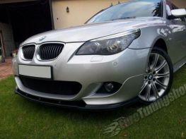 """Сплиттер переднего бампера """"М-пакет"""" BMW E60 (2003-2010)"""